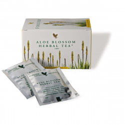 ceai aromat de la Forever - Aloe Blossom Herbal Tea