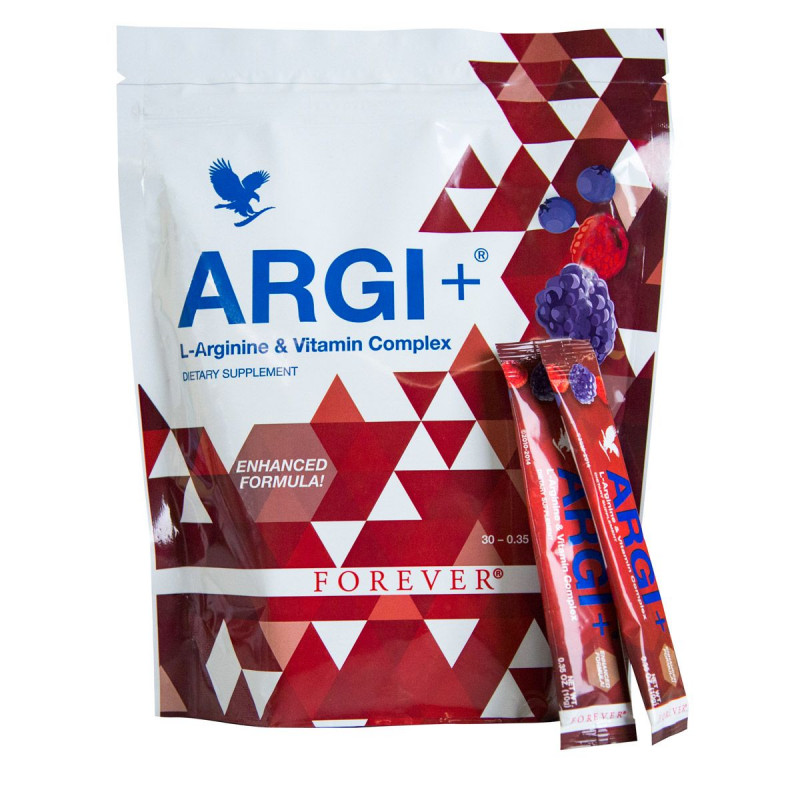 Forever Argi+ Packet Pouch